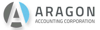 Aragon Accounting Corporation. Logo